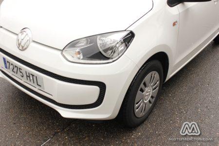 Prueba: Volkswagen Up! 1.0 60 CV (equipamiento, comportamiento, conclusión)