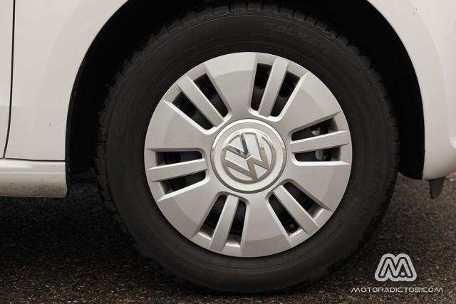 Prueba: Volkswagen Up! 1.0 60 CV (equipamiento, comportamiento, conclusión) 5