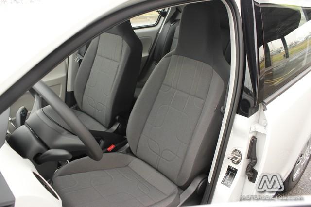 Prueba: Volkswagen Up! 1.0 60 CV (equipamiento, comportamiento, conclusión) 6