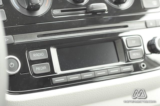 Prueba: Volkswagen Up! 1.0 60 CV (equipamiento, comportamiento, conclusión) 8