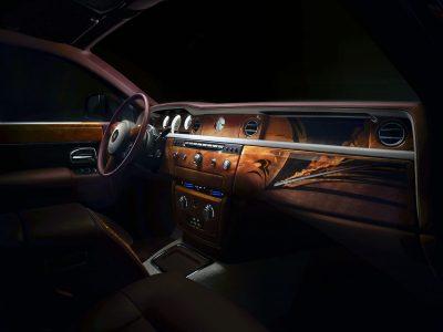 Llega el Rolls-Royce Phantom Pinnacle Travel