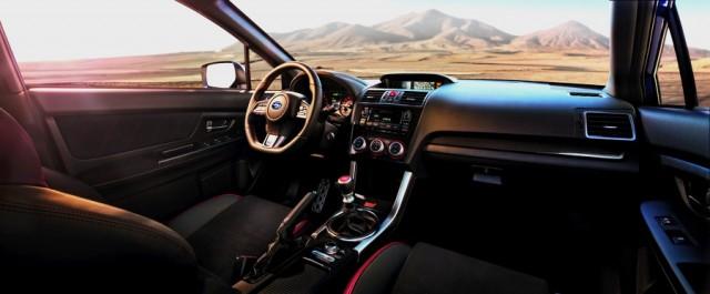Subaru WRX STI: Disponible a partir de Mayo en España 2