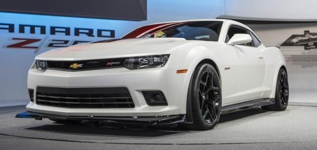 La nueva generación del Chevrolet Camaro ya está más cerca