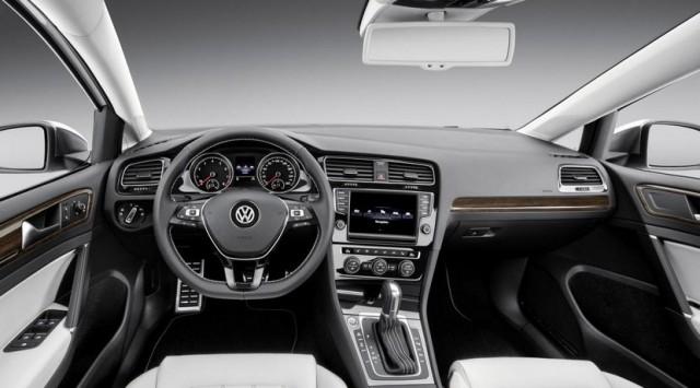 Volkswagen celebra los 40 años del Golf en el Salón de Pekín: Golf Edition Concept 3