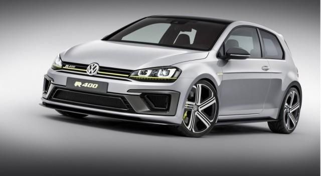 Volkswagen da la campanada, el Golf R400 llegará a producción 1