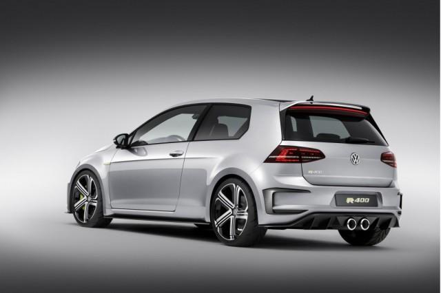 Volkswagen da la campanada, el Golf R400 llegará a producción 2
