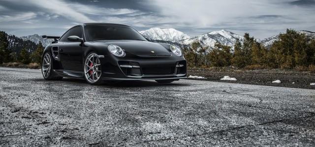 Vorsteiner se atreve con el Porsche 911 1