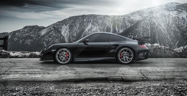 Vorsteiner se atreve con el Porsche 911 3