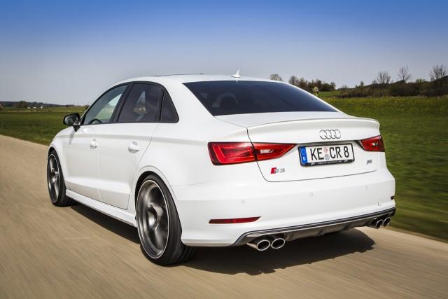 370 caballos para tu Audi S3 Sedán gracias a ABT 1