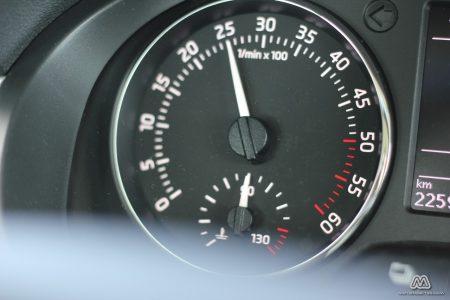 Prueba: Skoda Rapid Greenline 1.6 TDI 90 CV (equipamiento, comportamiento, conclusión)