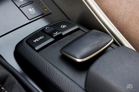 Prueba: Lexus IS 300h híbrido (equipamiento, comportamiento, conclusión)