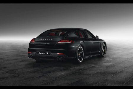 Porsche Exclusive nos presenta un Porsche Panamera Turbo S muy especial