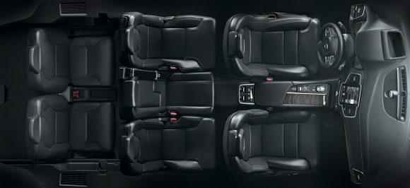 Primer Vistazo Al Volvo Xc90 2015