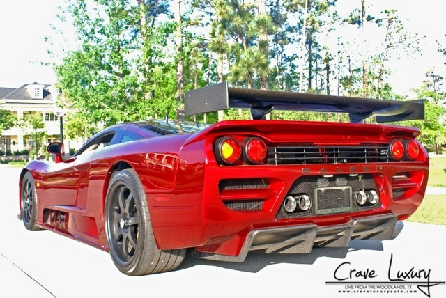 A la venta un exclusivo Saleen S7 Twin Turbo Competition 3