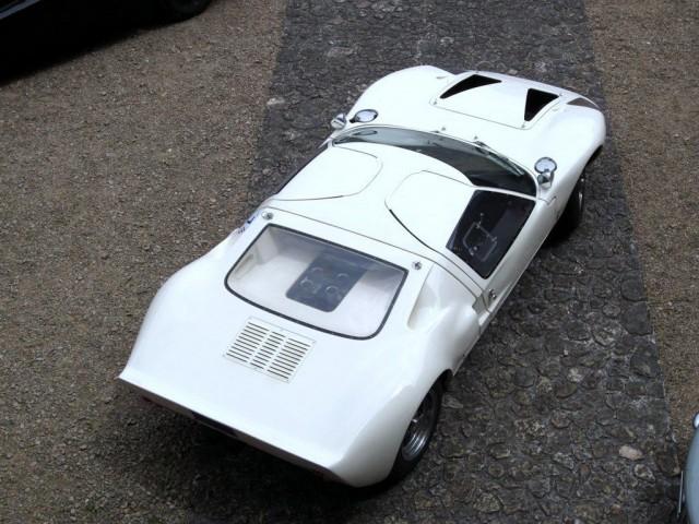 A la venta un Ford GT40 MK1 en eBay 2