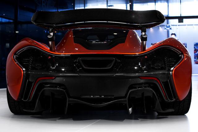 A la venta un McLaren P1 en Alemania 1