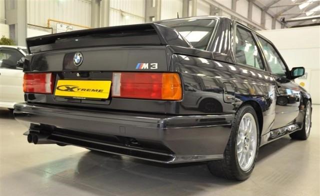 A la venta uno de los 500 BMW M3 E30 Evolution II fabricados 2