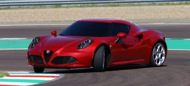 Alfa Romeo busca un 4C aún más potente 1