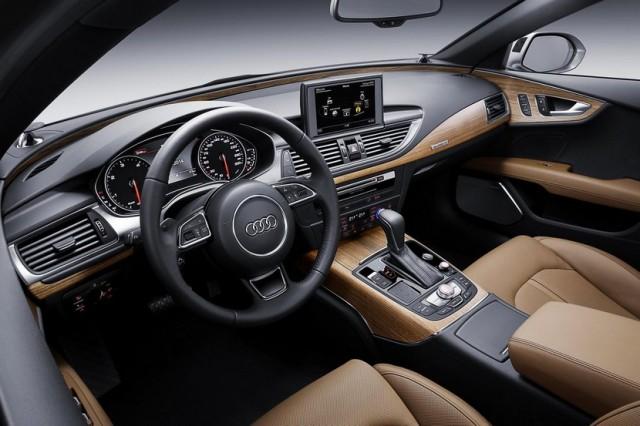 Audi A7 y S7 Sportback: Mayor eficiencia y tecnología MatrixLED 2