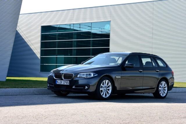 BMW introduce unos 518d y 520d más frugales y eficientes 2