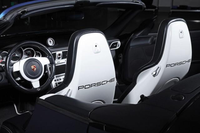 Cam Shaft y PP-Performance se unen por un Porsche 911 Carrera S Cabrio 2