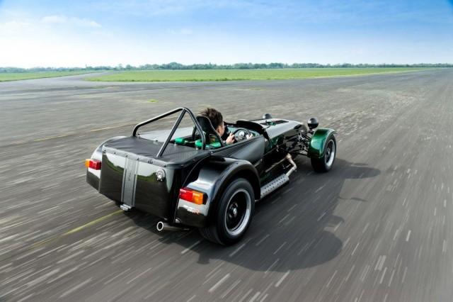 """Caterham Seven 250 R """"Kamui Kobayashi"""": Sólo 10 unidades para Japón 2"""