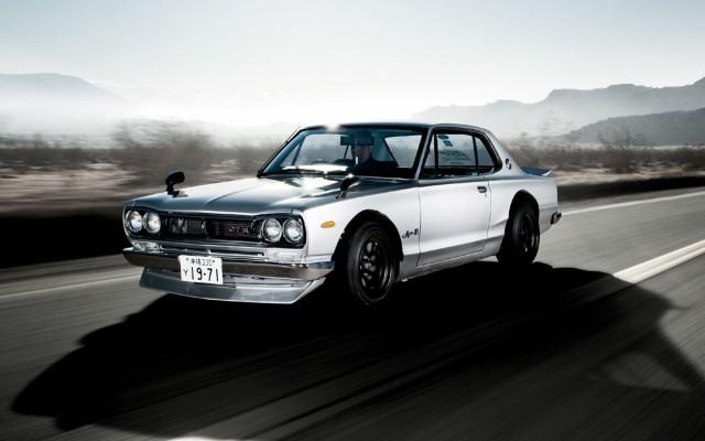 Cinco cosas que quizá no conozcas del Nissan Skyline 3