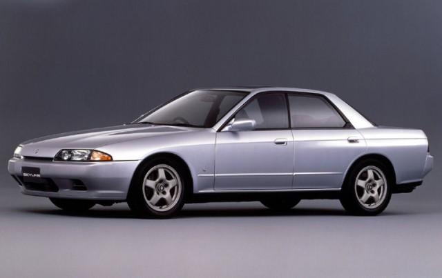 Cinco cosas que quizá no conozcas del Nissan Skyline 4