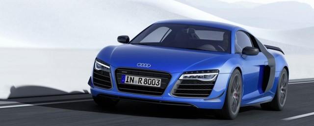Desde Alemania llega el Audi R8 LMX 3