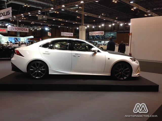 Edición especial del Lexus IS para celebrar el 25 aniversario de la marca 3