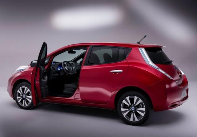 El nuevo Nissan LEAF tendrá un aspecto más conservador y 300 km de autonomía 1