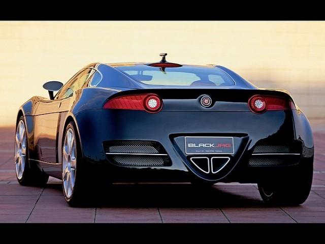El prototipo Jaguar Blackjag Concept de 2004 puede ser tuyo por 2.8 millones de euros 2