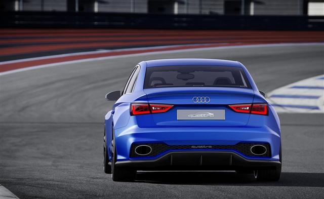 El próximo Audi RS3 será cuatro puertas  1