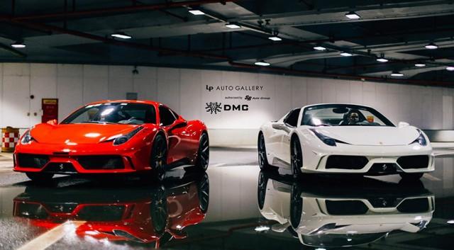 """Ferrari 458 Italia """"Monte Carlo"""" la última gran creación de DMC 2"""