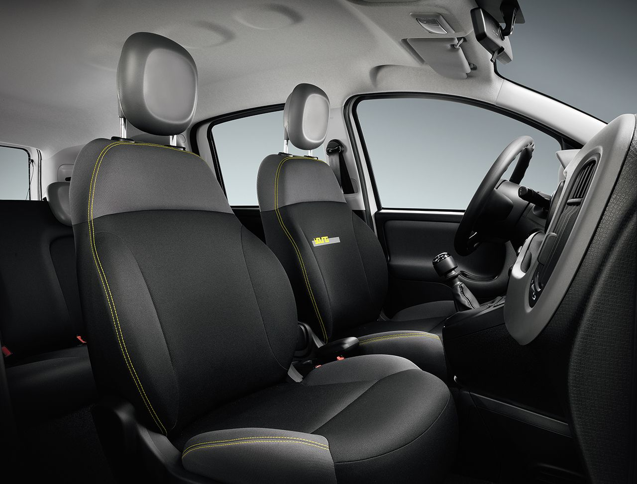 Fiat Panda Young: Amplio equipamiento por 6.590 euros 4