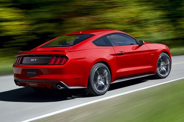 Ford comenzará la venta del nuevo Mustang durante la final de la Champions League 2