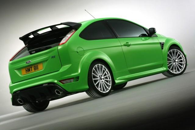 Ford ya trabaja en el nuevo Focus RS, tracción integral a la vista