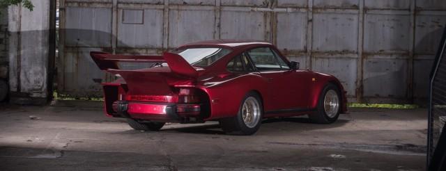 Hazte con el único Porsche 935 Street por 300.000 euros 2