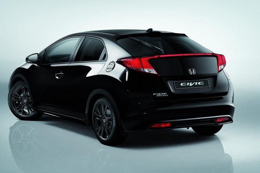 Honda Civic Black Edition Sport: Desde 26.500 euros 1