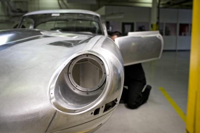 Jaguar E-Type Lightweight: 51 años después, volverá al ruedo 2