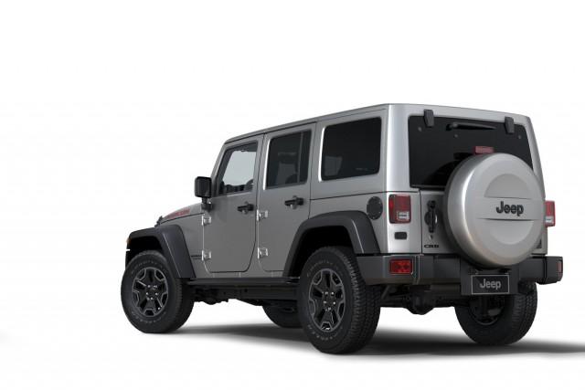 Jeep Wrangler de cuarta generación: Aluminio para ponerse a dieta 2