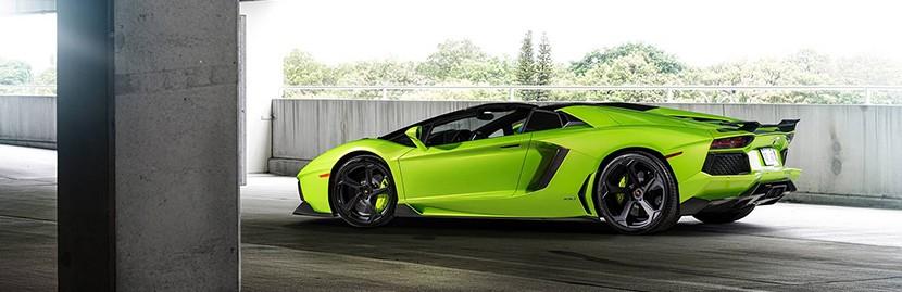 """Lamborghini Aventador """"The Hulk"""", la última gran obra de Vorsteiners 2"""