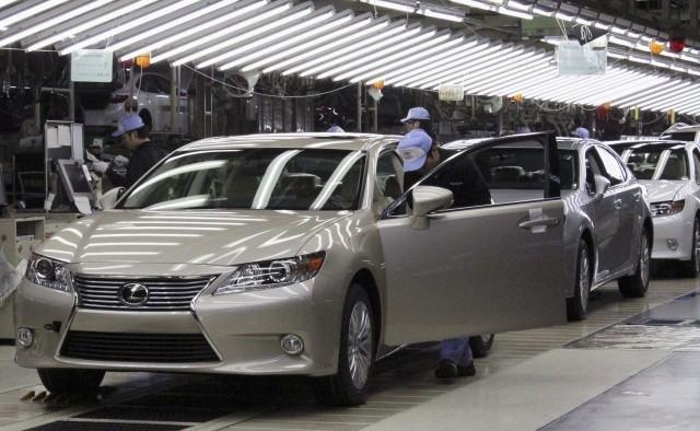 Lexus descarta fabricar en China: ¿Cuáles pueden ser los motivos? 1