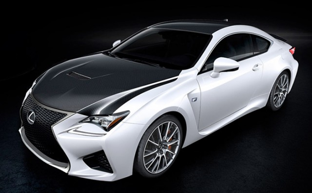 Lexus RC F: Disponible a partir de 86.700 euros 1