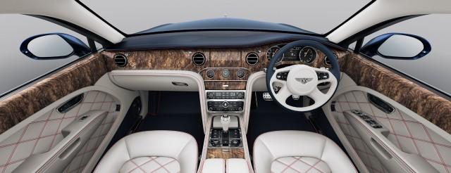 """Llega el Bentley Mulsanne """"95"""", una edición limitada que seguro te gustará 2"""