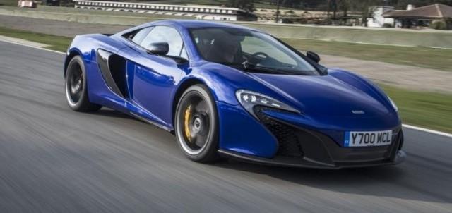 McLaren lanzará un rival del Ferrari F12berlinetta