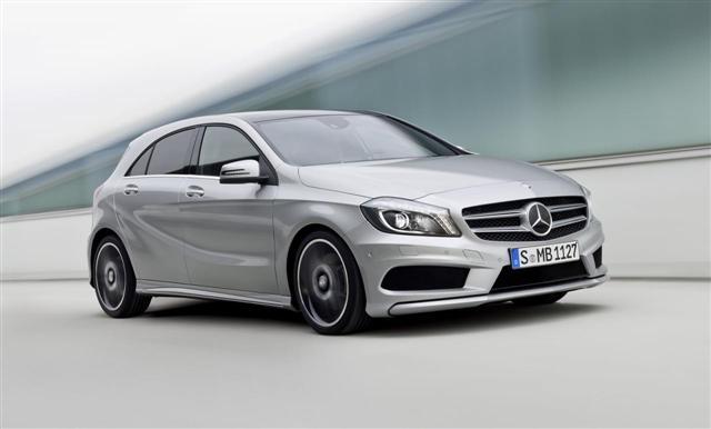 """Mercedes y Smart lanzarán un subcompacto y descartan el """"Clase X"""" 1"""