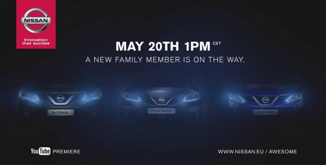 Nissan Pulsar, el nuevo compacto de la marca japonesa 2