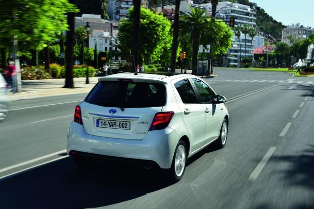 Nuevo Toyota Yaris: diseño mejorado y mejor equipamiento 1