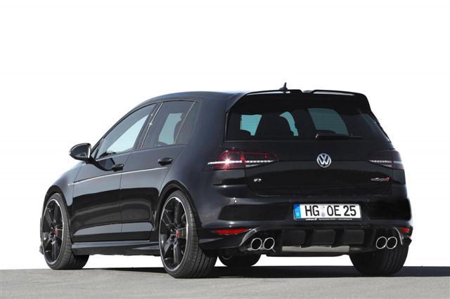 Oettinger Volkswagen Golf R, más de 400 caballos 1